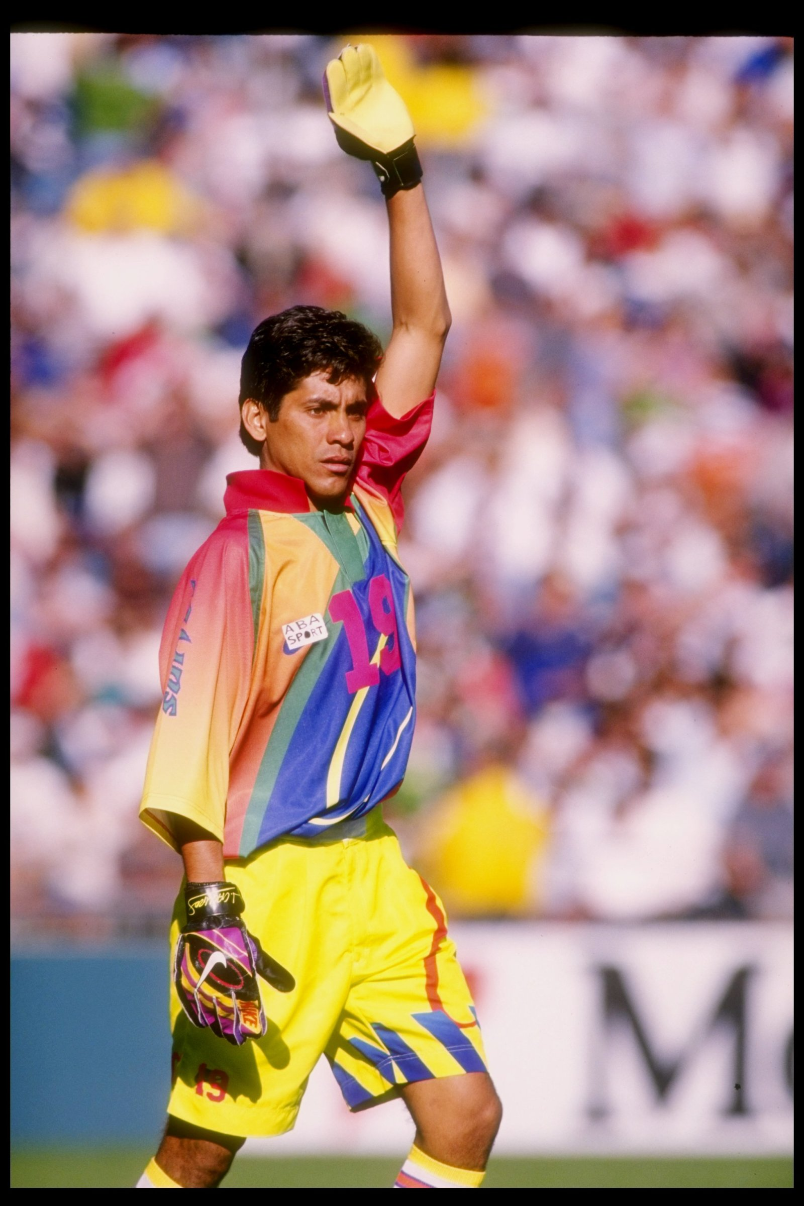 Player History The Keeper Striker Jorge Campos Viva Liga Mx